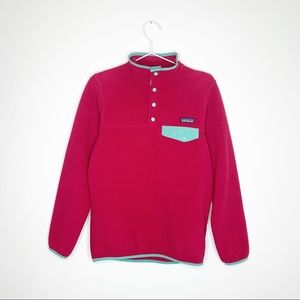 Patagonia Lightweight Synchilla Snap Pullover XS